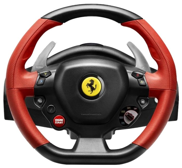 Руль игровой THRUSTMASTER Ferrari 458 Spider Racing Whee. (Xbox One)