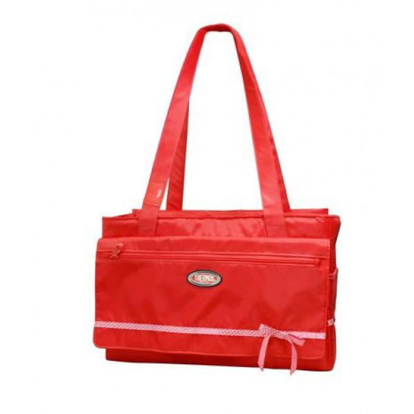 Сумка-термос THERMOS Foogo Large Diaper Fashion Bag in red 211620