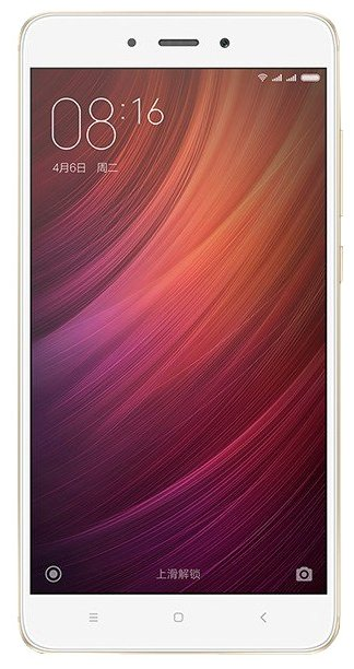 Смартфон Xiaomi Redmi Note 4 3Gb/32GB Gold