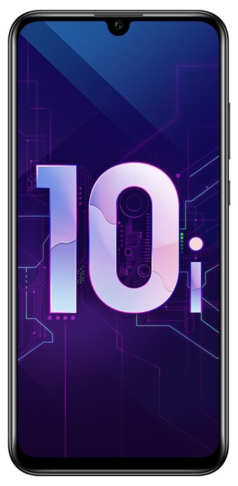 Смартфон HUAWEI Honor 10i 128Gb, Black